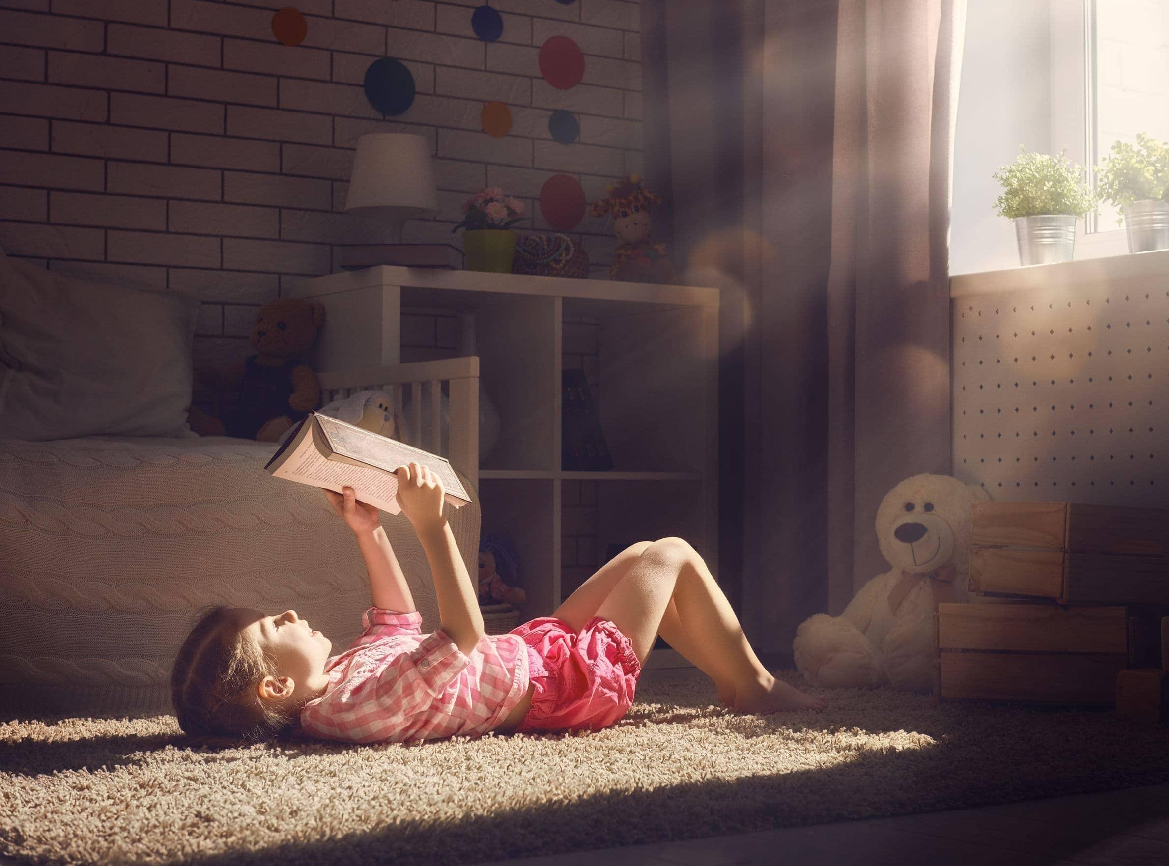 Descubre los beneficios de la lectura