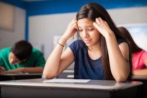 Cómo evitar quedarse en blanco en un examen
